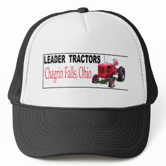 Leader Tractors Trucker Hat