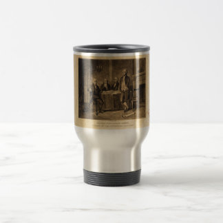 Leaders of the Continental Congress by A. Tholey Travel Mug