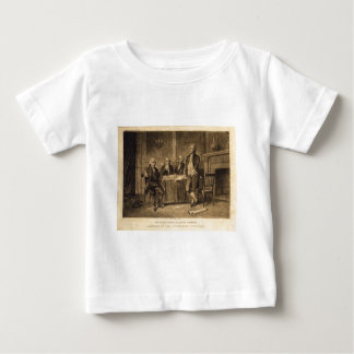 Leaders of the Continental Congress by Tholey Baby T-Shirt