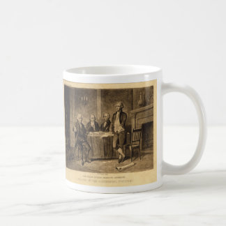 Leaders of the Continental Congress by Tholey Coffee Mug