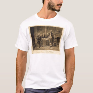 Leaders of the Continental Congress by Tholey T-Shirt