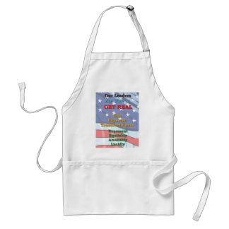 Leaders wise to GET REAL Adult Apron