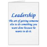 Leadership Cards