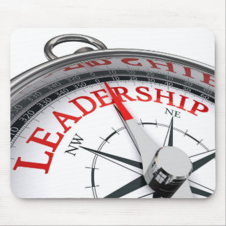 Leadership Compass Mouse Pad