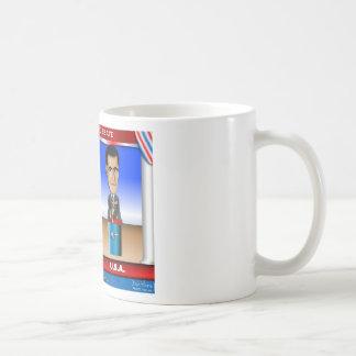 Leadership Debate Classic White Coffee Mug