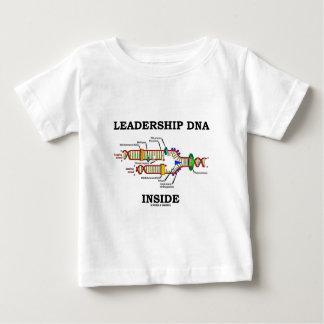 Leadership DNA Inside (DNA Replication) Baby T-Shirt
