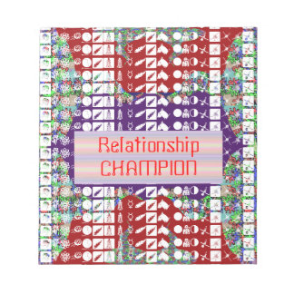 Leadership Giveaways : Editable Text n Text Color Notepad