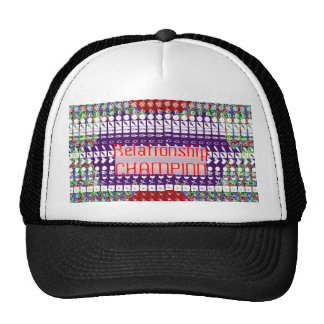 Leadership Giveaways : Editable Text n Text Color Trucker Hat