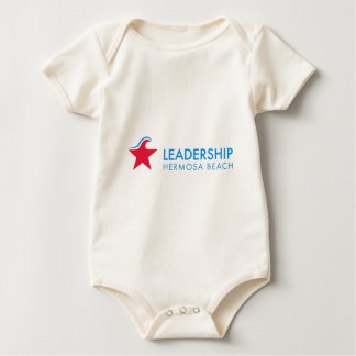Leadership Hermosa Beach Baby Bodysuit