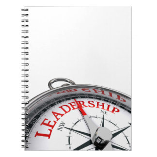 Leadership Journal Spiral Note Book