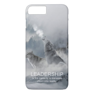 leadership motivation inspiration success quote iPhone 7 plus case