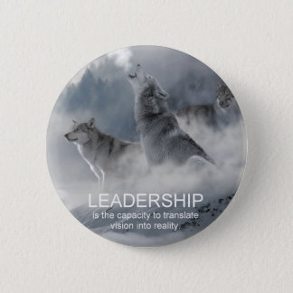 leadership motivational inspirational quote button