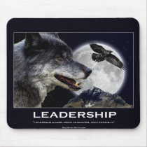 Leadership Motivational Mousepad