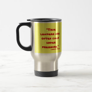 Leadership Travel Mug