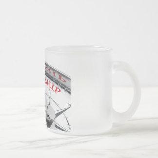 Leadership Workshop Frosted Coffe Mug