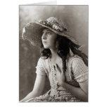 Leading Lady de Jobyna Ralston-Harold Loyd Felicitación