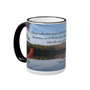 Leading Many Christian mug