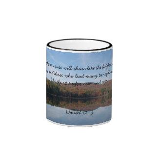 Leading Many Christian Ringer Coffee Mug