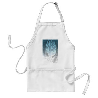 Leaf 3 adult apron