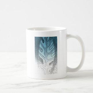 Leaf 3 coffee mug