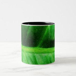 Leaf 3 coffee mugs