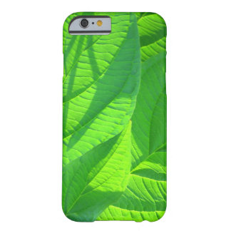 Leaf Abstract Barely There iPhone 6 Case