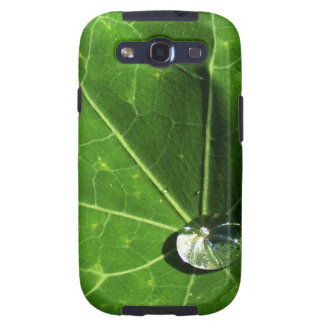 Leaf and Droplet Samsung Galaxy S3 Cover