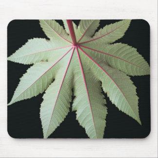 Leaf and Stem Mousepad