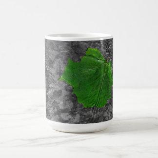 Leaf and Water Mug