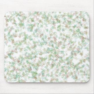 Leaf Background Mouse Pad