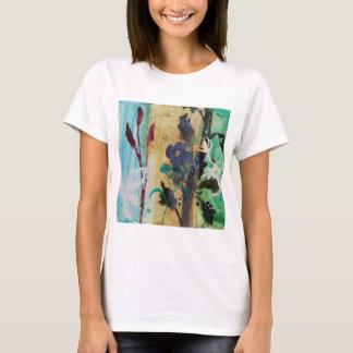 Leaf Berry Flower T-Shirt