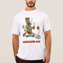 Leaf Blower Man! T-Shirt
