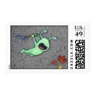 leaf chaser postage