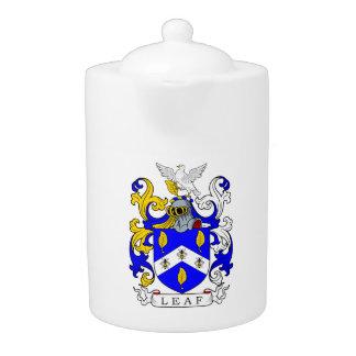 Leaf Coat of Arms