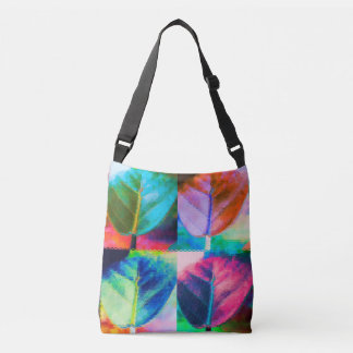 Leaf Colors Crossbody Bag