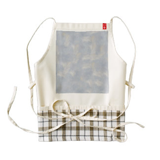 Leaf coming to a rest zazzle HEART apron