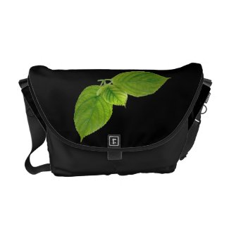 leaf courier bags