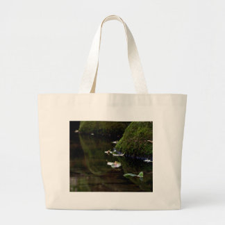 Leaf & Creek Jumbo Tote Bag