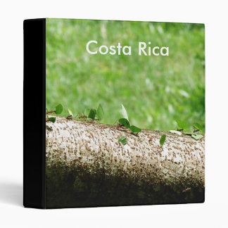 Leaf Cutter Ants in Costa Rica Binder