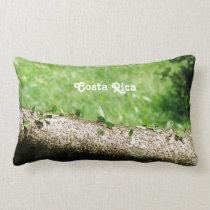 Leaf Cutter Ants in Costa Rica Lumbar Pillow