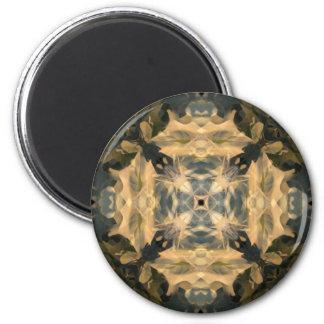 Leaf Deco Fridge Magnets