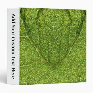 Leaf. Digital Art. Binder