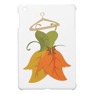 Leaf Dress iPad Mini Case