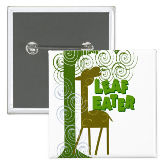 Leaf Eater Button