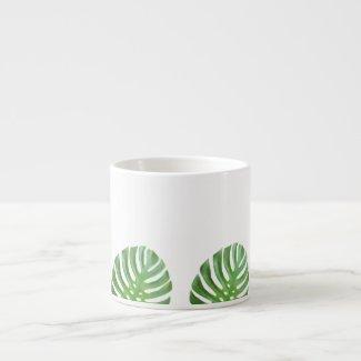 Leaf Espresso Mug