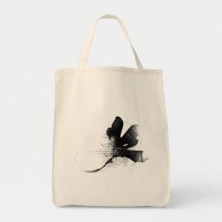 Leaf Etching Tote Bag