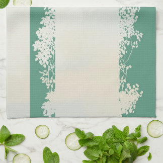 leaf flower Towels