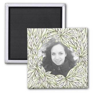 Leaf Frame Magnet