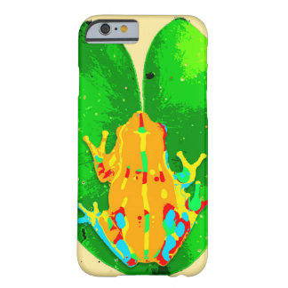 Leaf Frog Barely There iPhone 6 Case