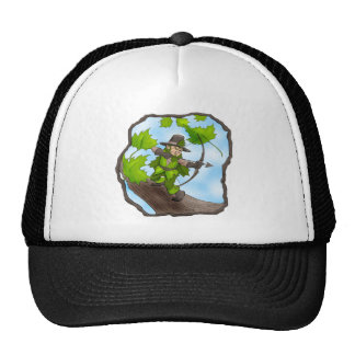 Leaf Gnome of Mythdale Forest Trucker Hats